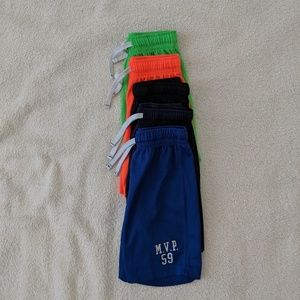 5 Pc Bundle of Shorts